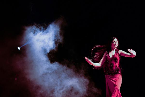 Bellydance Asia 2014, Анастасия Черновская